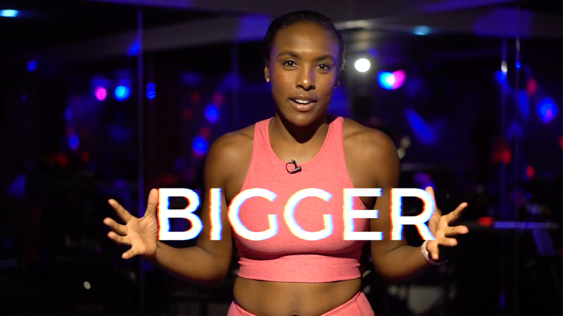 Dream Bigger with the 21 Day Challenge from GRIT Fitness Brit Rettig