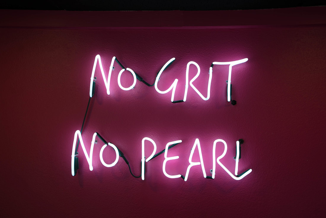 No Grit No Pearl-Positive Motivation for Women