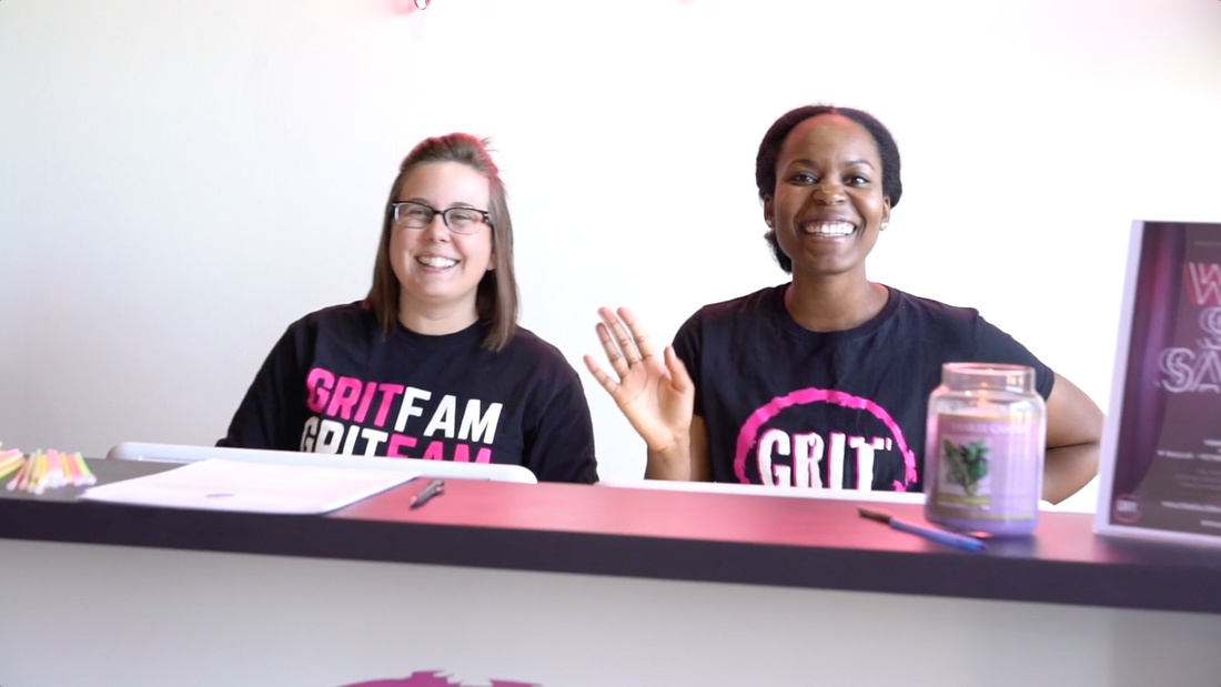 GRIT Fitness in Dallas Texas - Building strong empowered females