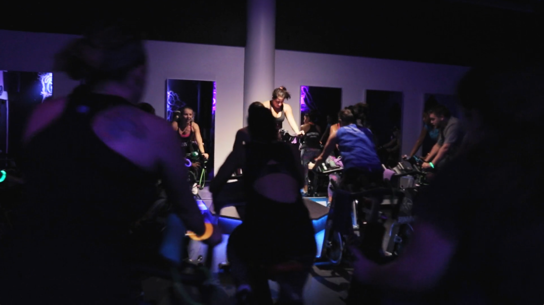 power cycle ride workout dallas fitness studio GRIT Fitness