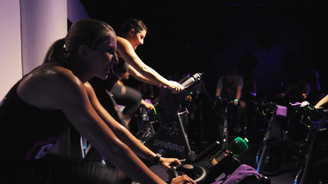 30 minute cycle class in Dallas TX - GRIT Fitness